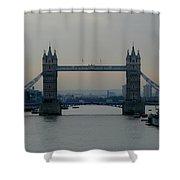 Tower Bridge, London Shower Curtain