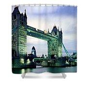 Tower Bridge - London Shower Curtain