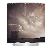 Tower Of Strength Shower Curtain