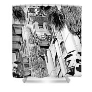 Tower Of Terror 2 Shower Curtain