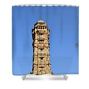 Tower Of Victory Shower Curtain