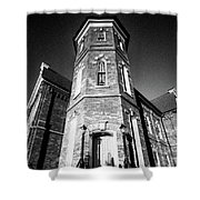 Towering Grace Shower Curtain