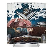 Town And Country Bumper Shower Curtain