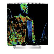 Toy Caldwell Art Shower Curtain