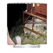 Tr16 Sandia Peak Shower Curtain