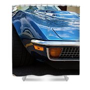 Track Ready Shower Curtain