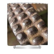 Tractor Traction Shower Curtain