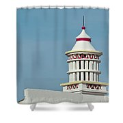 Traditional Algarve Chimney Shower Curtain