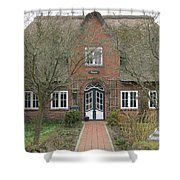 Traditional House 1 Shower Curtain