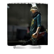 Trafalgar D. Water Law Shower Curtain