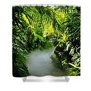 Trail To Adventure Shower Curtain