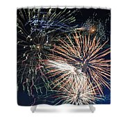 Trails Of The 4th Shower Curtain