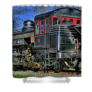 Train No. 3 Shower Curtain