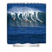 Training Day Shower Curtain
