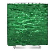 Tranquil 4 Shower Curtain