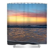 Tranquil Brilliance  Shower Curtain