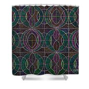 Tranquil Pattern Shower Curtain