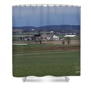 Tranquil Serenity Shower Curtain
