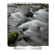 Tranquil Shores Shower Curtain