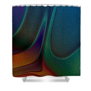 Tranquil Time Shower Curtain