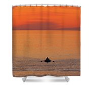 Tranquililty Shower Curtain