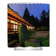 Tranquility At Dawn Shower Curtain