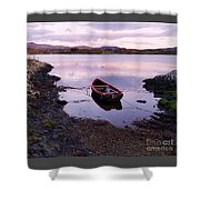 Tranquility In County Galway Shower Curtain