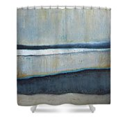 Tranquility Of The Dusk Shower Curtain
