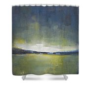 Tranquility Of The Sunset Shower Curtain
