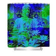 Tranquility Zen Shower Curtain