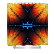 Transient Propagation Shower Curtain