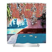 Transit Shower Curtain by Eikoni Images