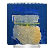 Transition 5 Slabs Shower Curtain
