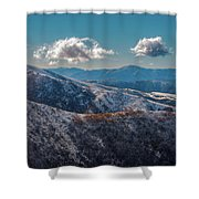 Transito Shower Curtain
