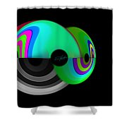 Transport Of Delight Shower Curtain