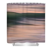 Trasnverse Iv Shower Curtain