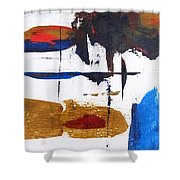 Travel Bugs Shower Curtain