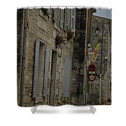 Travel Photography France Shower Curtain