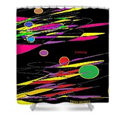 Strange By Terry R. Brooks Shower Curtain
