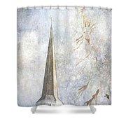 Treasured Freedom Shower Curtain