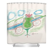 Treasures Of The Sierra Madre Shower Curtain