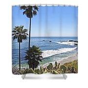 Tree #5 Shower Curtain