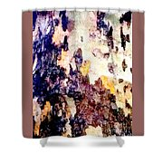 Tree Bark 2 Shower Curtain