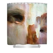 Tree Bark Collection # 45 Shower Curtain