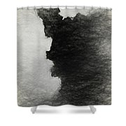 Tree Bark Collection # 46 Shower Curtain
