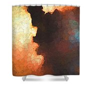 Tree Bark Collection # 47 Shower Curtain