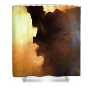 Tree Bark Collection # 48 Shower Curtain