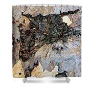Tree Barks Pattern #13 Shower Curtain