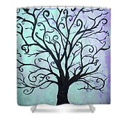Our Tree Shower Curtain
