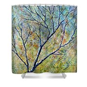 Tree Number One Shower Curtain